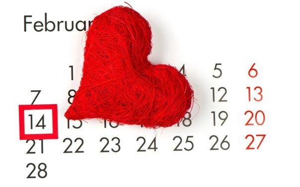 Счастливая «валентинка» от салона «Золушка» !!!