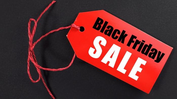 «ЗОЛУШКА» участвует в Black Friday !!!