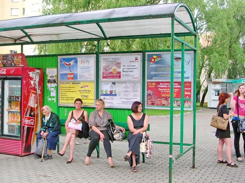 Реклама на остановках. Особенности местного рекламного рынка