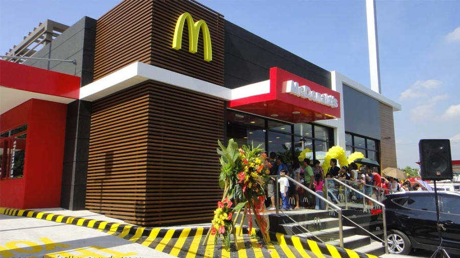 Когда в Барановичах откроют «Макдональдс»?