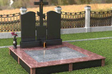 Достоинства и недостатки памятников из гранита