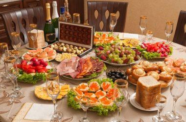 К новогоднему столу только качественные продукты!