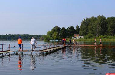 Где в Барановичском районе можно поплавать?
